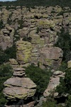 chiricahua rock formations 2