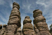Highlight for Album: Chiricahua National Monument