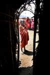 Maasai child