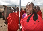 Maasai dance 2