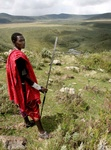 Maasai guide