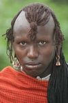 Maasai man