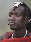Maasai man 2