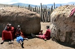 Maasai village rest