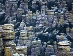 Hoodoos in Chiricahua National Monument